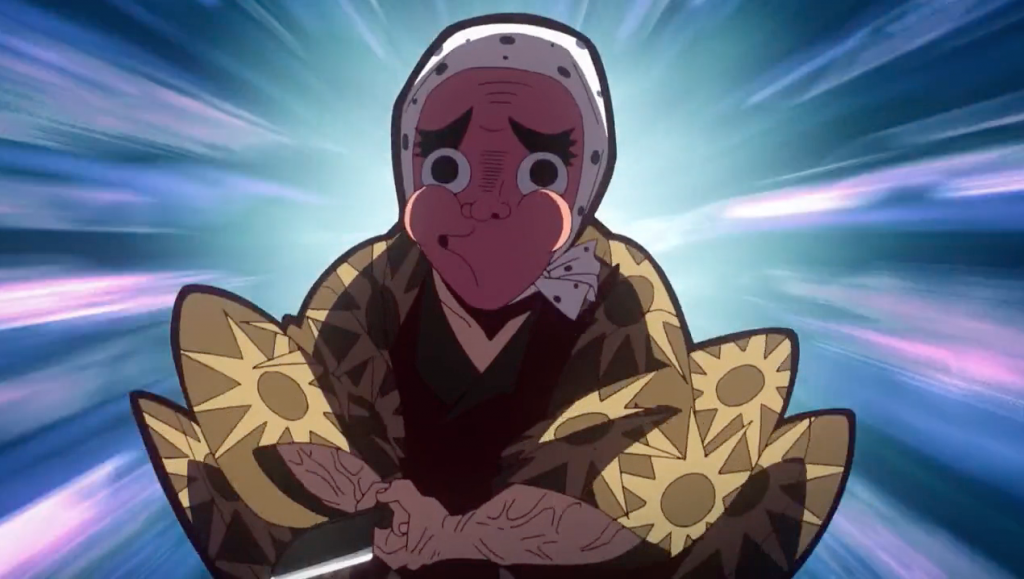 เมื่อฮากาเนะซุกะซังพบทันจิโร่หลังทำดาบหัก อนิเมะไทย ฉากนี้โคตรดี
